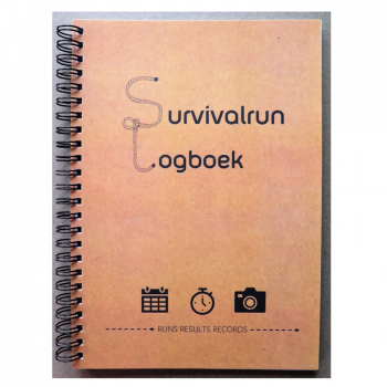 Survivalrun logboek