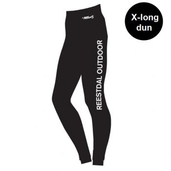 Reestdal tight X-long - dun