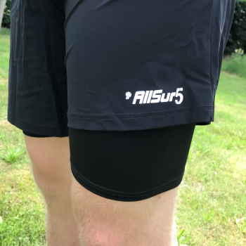 AllSur5 2-in-1 short - unisex