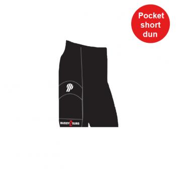 Buddy2Sur5 pocketshort - dun