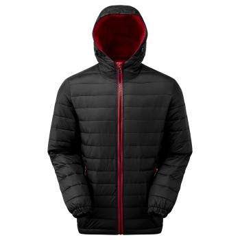 Heren Paddet jacket zwart...
