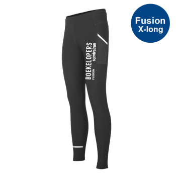 Boekelopers Fusion tight...