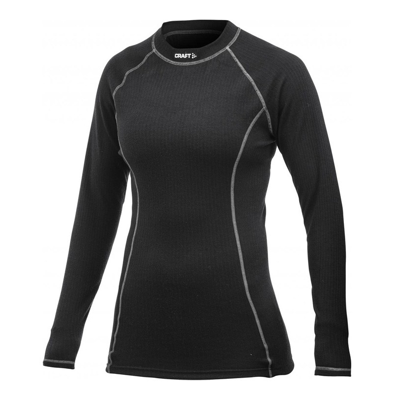 Craft Active Longsleeve Thermoshirt Crewneck Dames