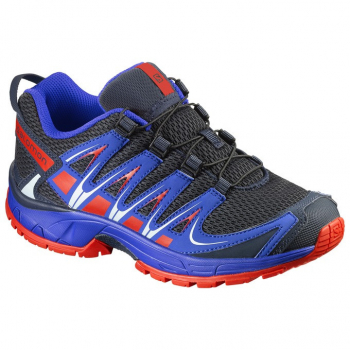 Salomon XA PRO 3D Junior - blauw