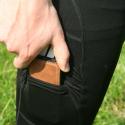 AllSur5 Extra Lange Pockettight, dik unisex