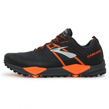 Brooks Cascadia 13 - heren grijs